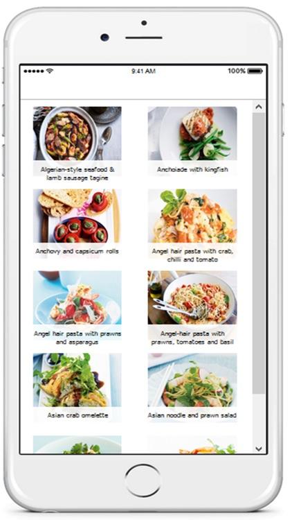 Tasty Seafood Recipe