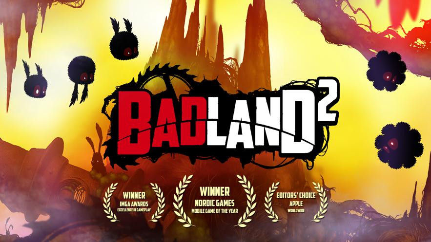 BADLAND 2 App 截图