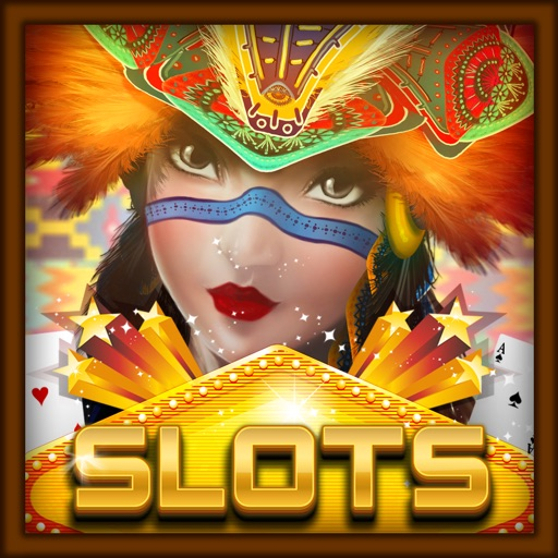 Viva Aztec Warrior Gold Rush - Free Play Slots by Peachtree
