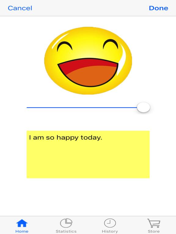 Daily Mood Tracker screenshot 4