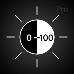 Lux Meter Pro - Light Meter & Fotometer
