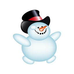 Snowman Collection Stickers for iMessage