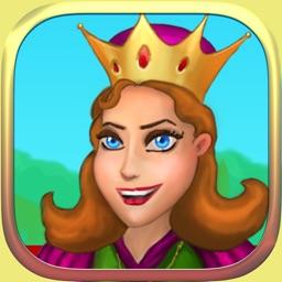 Queen's Garden 1 : A Match3 Gardening Game