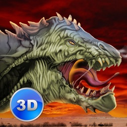 Fantasy Dragon Simulator 3D - Be the magic animal!