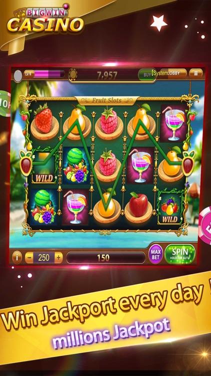 Blackjack Casino-Free card poker games screenshot-4