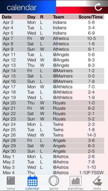 Texas Baseball screenshot-3