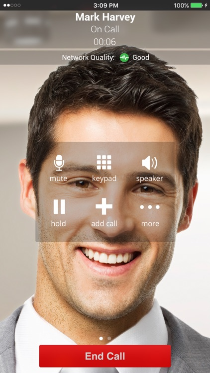 Bria iPhone Edition - VoIP Softphone SIP Client app image