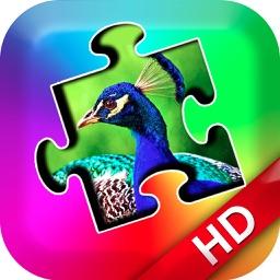 Birds Jigsaw Puzzle - Kids Puzzle