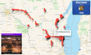 Wisconsin Road Conditions and Traffic Cameras