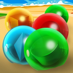 Bubble Shooter Beach Blaze Pro