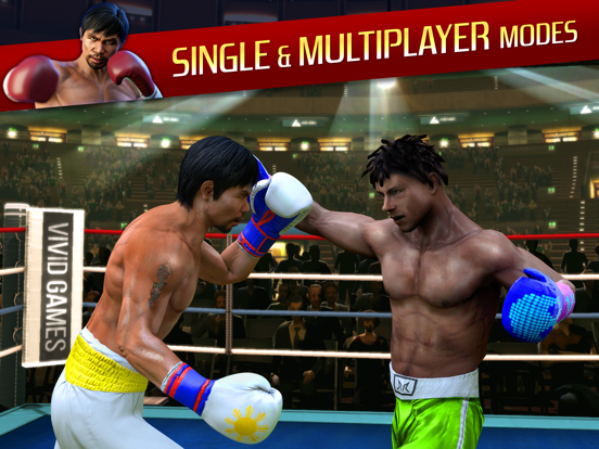 Real Boxing Manny Pacquiao screenshot 7
