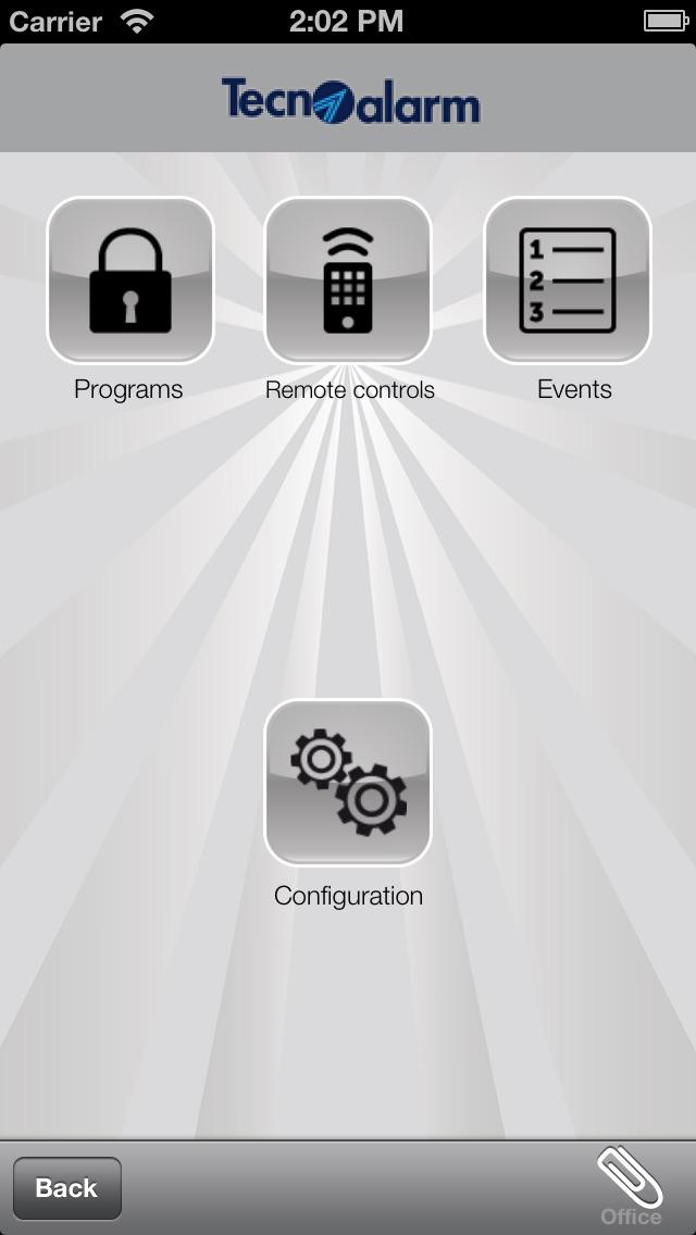 download myTecnoalarm apps 3