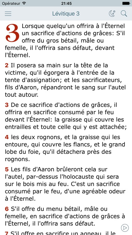 La Bible Commentaires (Bible Commentary in French)