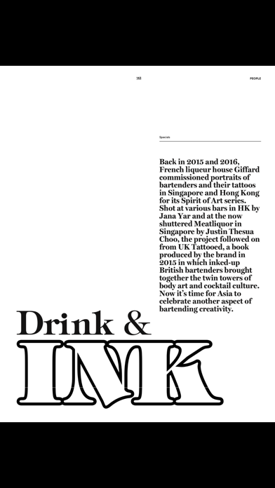 DRiNK Magazine screenshot 5