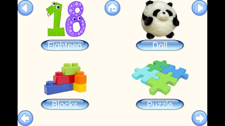First 100 Words Baby Learning English Flashcards screenshot-4