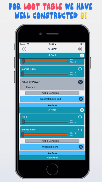 Custom Addons Creator for MCPE screenshot-4