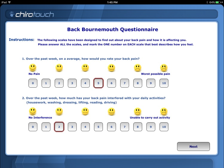 CT Outcomes Mobile 6.6 screenshot-4