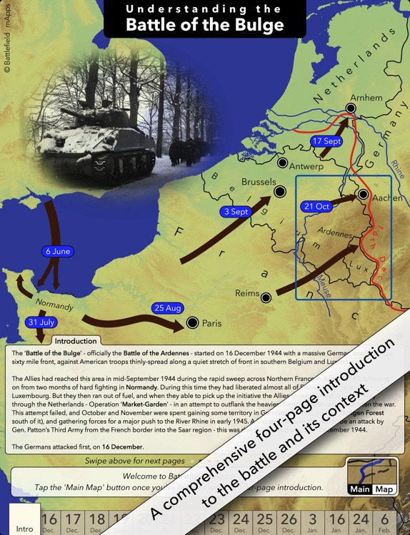 The Battle of the Bulge screenshot-4