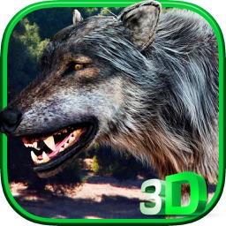 Wild Wolf - Simulator 3D
