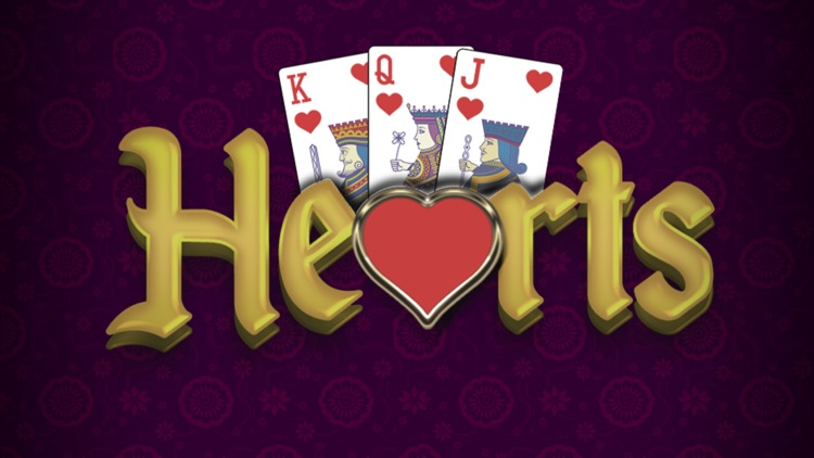 Hearts Card Game+