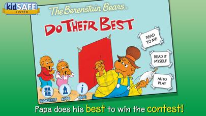 The Berenstain Bears Do Their Best review screenshots