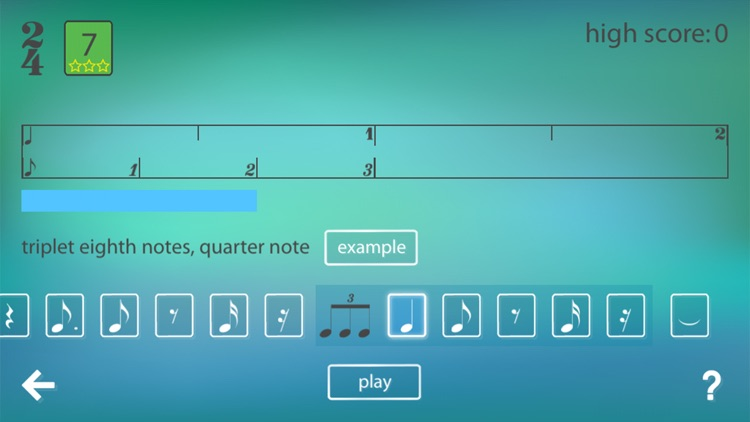 Musical Meter 3: sight-reading screenshot-3