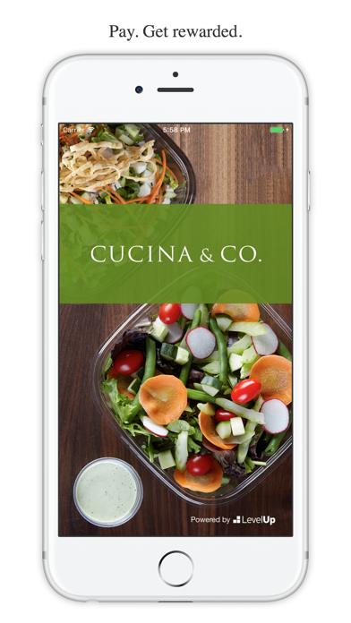 Cucina Rewards screenshot 5