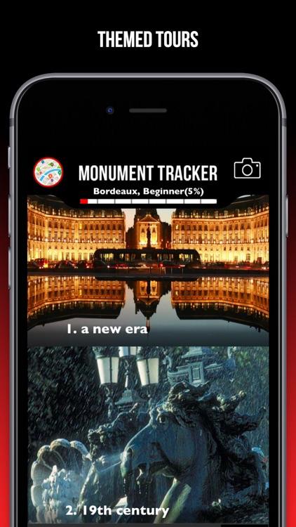 Tours Guide Monument Tracker screenshot-3