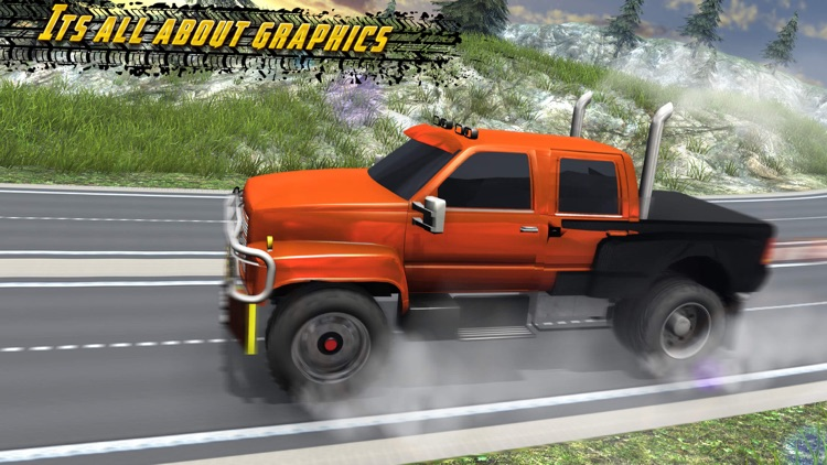 Offroad Sierra 4x4 Simulator – Hill Climb Driving screenshot-0