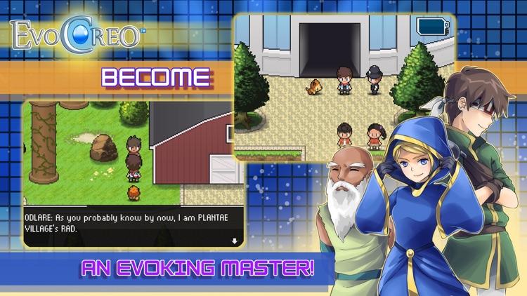 EvoCreo - A Monster Capture RPG screenshot-4