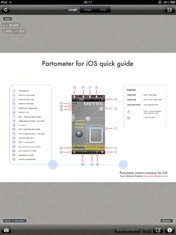 Partometer  - 写真に測定するための、のおすすめ画像5