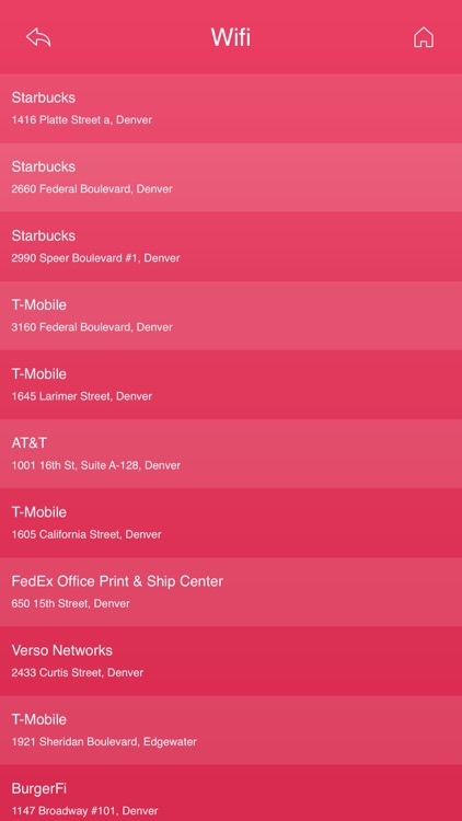 Denver Wifi Hotspots screenshot-4