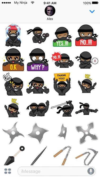 My Ninja screenshot-3