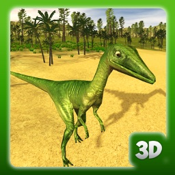 Dinosaur Simulator - Wild Dino Fighting Game