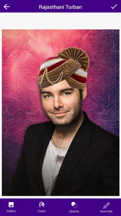 Rajasthani Turbans Photo Booth screenshot-4