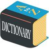 Advanced English Dictionary Offline - movin'App