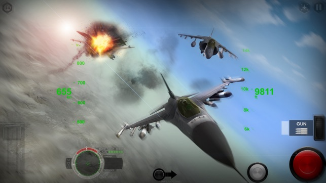 Plane Fighting Games >> Airfighters Combat Flight Sim On The App Store