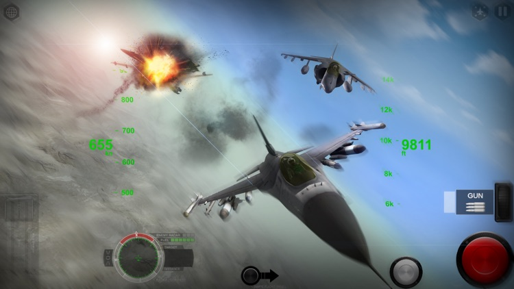 AirFighters - Combat Flight Simulator screenshot-4