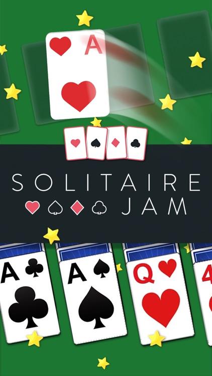 Solitaire Jam screenshot-4