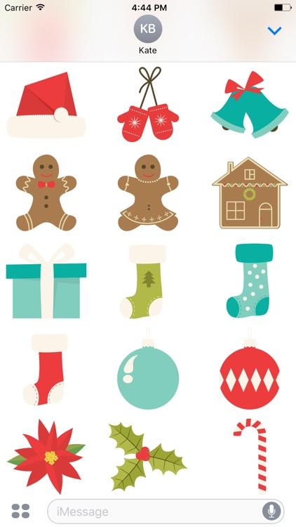 Super Stickies: Christmas