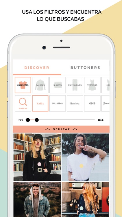 21 Buttons - Social Fashion
