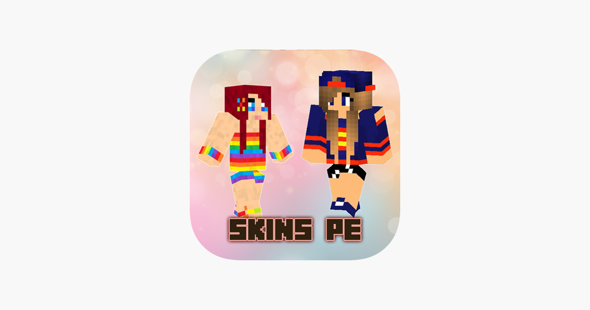 Girl Skins For MCPE Skin Parlor For Minecraft PE En App Store - Skin para minecraft pe frozen