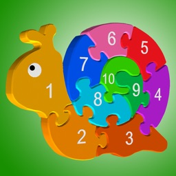 Puzzle Snail and Clock