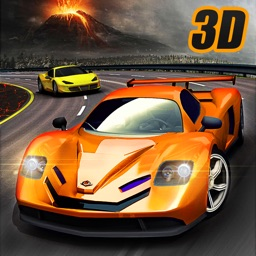 Fast Racing Car Simulator 3D - Winter Race 2017