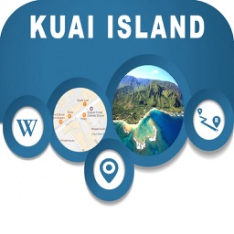 Kuai Island Offline Maps City Navigation