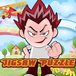 boy puzzle learning games
