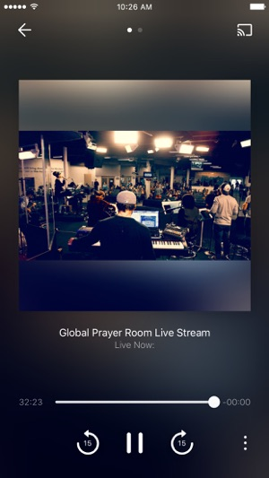 international house of prayer on the app store rh itunes apple com Live Prayer Broadcast Prayer Line