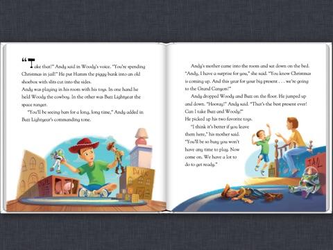 screenshot 1 - Disney Christmas Storybook Collection