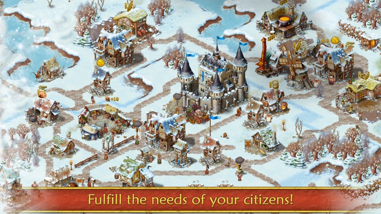 Townsmen screenshot-3