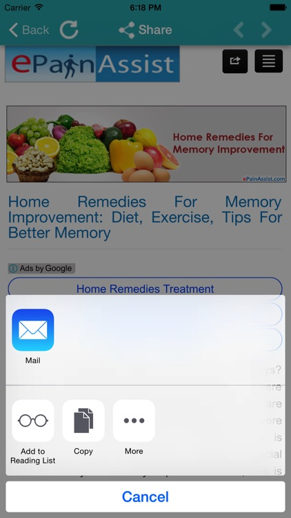 Home and Natural Remedies screenshot-4